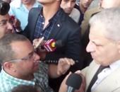 """بالفيديو..شقيق أحد ضحايا الواحات لمحلب:""""مش عارفين جثته فين..أنت خذلتنى"""""""