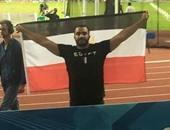 مصطفى الجمل يرفض الانسحاب من الألعاب الأفريقية رغم الإصابة
