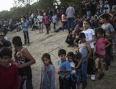 وصول 54 طفلة لاجئة بدون مرافق لبريطانيا من مخيم كاليه الفرنسى
