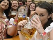 عملاق البيرة الهولندى يسجل ارتفاعا فى الأرباح بسبب حرارة الطقس