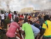 بالصور.. اضطرابات فى بوركينا فاسو لليوم الثالث منذ الإطاحة بالرئيس كفاندو
