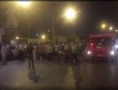 سماع دوى انفجارين داخل جامعة الزقازيق بالشرقية
