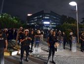 انفجار قنبلة صوتية بوسط اسطنبول بتركيا