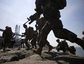 سول وطوكيو تشاركان فى تدريبات بحرية لمكافحة القرصنة بسواحل الصومال