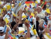 البابا فرانسيس يترأس قداس ساحة الثورة خلال زيارته الرسمية لكوبا