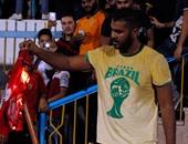 """هاشتاج """"جماهير الإسماعيلى"""" تريند على تويتر بعد حرق علم وقميص الأهلى"""