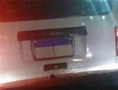رقم لوحة سيارة مستأجرة أوقع أفراد عصابة السطو على فيلا خليجيين بالشيخ زايد