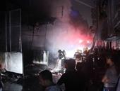 """الدفع بـ 3 سيارات إطفاء للسيطرة على حريق نشب بشقة سكنية بـ""""المطرية"""""""