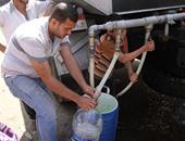 صحافة المواطن: انقطاع مياه الشرب عن منطقة السنوسية فى مطروح منذ شهر