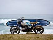 رحّالة بحرينى يصل إلى روسيا على متن دراجة نارية بعد قطع مسافة 15 ألف كلم