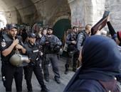 إصابة 20 فلسطينيا فى مواجهات مع الجيش الإسرائيلى بالضفة الغربية