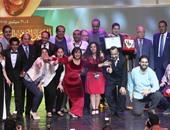بالصور..أحمد سلامة يشارك فى افتتاحية ختام المهرجان القومى للمسرح