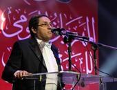 أبناء وزوجات الفنانين الراحلين  يشكرون مهرجان المسرح القومى على التكريم