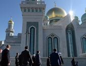 بالصور.. بوتين يفتتح المسجد الكبير بموسكو فى حضور أردوغان و أبومازن