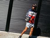 بالصور.. أحدث موديلات موضة الشارع على هامش أسبوع الموضة بنيويورك