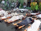 إرتفاع عدد القتلى الايرانيين فى حادث تدافع منى إلى 464 قتيلا