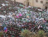 دار الإفتاء :ينبغى الفصل بين الرجال والنساء فى صلاة العيد