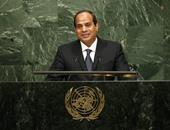 السيسى: مصر ستظل فى صدارة الدول الداعمة لتعزيز التعاون بين دول الجنوب