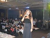 اليسا وماجد المهندس يطربان الجمهور بالقاهرة