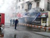 صحافة المواطن : بالفيديو.. مجهول يلقى قنبلة وسط مدينة قنا