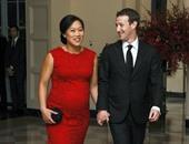 """بالصور..مؤسس """"فيس بوك"""" وزوجته وكيسنجر وأولبرايت بحفل عشاء رئيس الصين"""