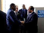 بالفيديو.. انتهاء المباحثات الثنائية بين السيسى ورئيس السنغال فى نيويورك