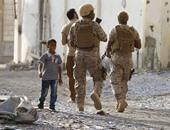 قوات التحالف والجيش اليمنى ينفذان عملية عسكرية لفك حصار تعز