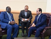 رئيس السنغال: سعيد بعودة مصر لشغل موقعها الريادى على صعيد القارة الأفريقية