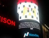 صحافة المواطن..قارئ يلتقط صوراً لحملة دعائية فى نيويورك للاستثمار فى مصر