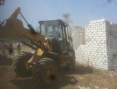 إزالة 247 حالة تعد على الأراضى الزراعية بـ3 مراكز بالمنيا