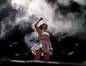 """بالصور..كاتى بيرى تبهر الحضور فى """"Rock in Rio Music Festival"""" بالبرازيل"""