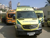 إسعاف الشرقية يدفع بـ147 سيارة للمشاركة فى العملية الانتخابية