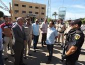 تحرير 737 مخالفة مرور متنوعة بشوارع دمياط