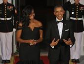 ميشيل أوباما تحتفل بذكرى زفافها على باراك.. اعرف قالت إيه