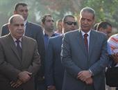 """وزير التعليم  يناقش مشروع """"بحوث الفعل """"ARAS مع الشرق الأوسط لتطبيقه بالمدارس"""