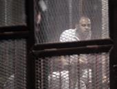 """محاكمة المتهمين بـ""""اقتحام قسم شرطة حلوان"""""""