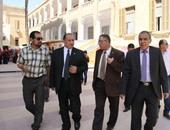 رئيس جامعة طنطا: التصدى بكل حسم لأى محاولات للخروج على النظام داخل الحرم