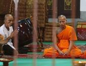 بالصور.. كمبوديا تحتفل بمهرجان الموتى السنوى