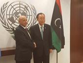بالصور.. رئيس البرلمان الليبيى: اتفاق الصخيرات صفحة جديدة ستنتج بلد ديمقراطى