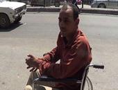 """بالفيديو..مواطن :""""بشحت عشان أصرف على عائلتى والناس بتفهمنى غلط"""""""