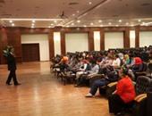 بالصور.. انطلاق أولى فعاليات مؤتمر شباب الصحفيين بشرم الشيخ