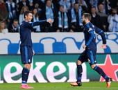 ريال مدريد يفوز على مالمو بثنائية فى ليلة تاريخية لرونالدو