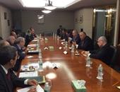 """اجتماع للدول العربية المشاركة بـ""""الرباعية الدولية"""" بمقر بعثة مصر بالأمم المتحدة"""