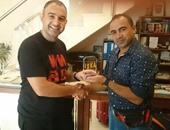"""بالصور.. توقيع برتوكول تعاون بين مصر وكرواتيا فى """"الكيك بوكسينج"""""""