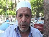 """بالفيديو.. مواطن يطالب """"السيسى"""" بتوظيف الشباب فى مشروع تنمية قناة السويس"""