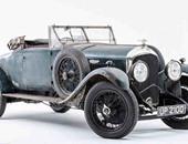 بالصور.. سيارة عمرها 60 عاما تقدر بـ800 ألف إسترلينى.. القديم ثمنه فيه