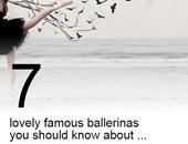 سيبى روحك وارقصى.. تعرفى على أجمل 10 راقصات باليه فى العالم
