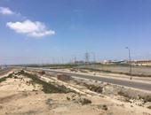 بالصور..الانتهاء من أعمال تجفيف أرض مشروع مدينة الأثاث بدمياط بنسبة 90%