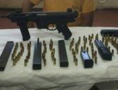 القبض على 3 متهمين بحوزتهم بندقية آلى وبانجو فى الإسماعيلية