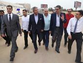 الصحفيون يقاطعون مؤتمر الأهلى ووزير الرياضة بسبب سوء التنظيم
